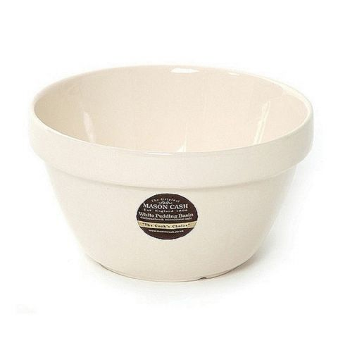 Mason Cash White Pudding Basin Bowl 16cm Size 36